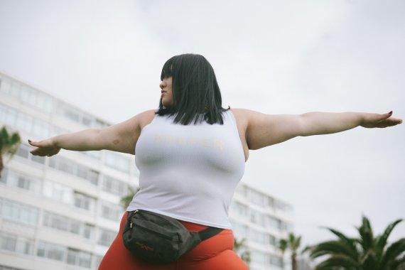 Lihavat liikkujat kaipaavat tukea