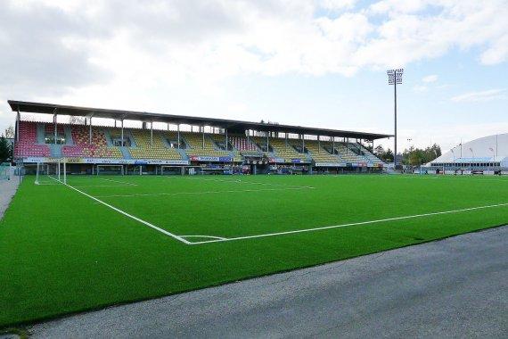 Kannattaako Kuopion kaupungille haistatella stadionin puutteesta?