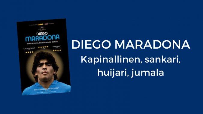 Diego Maradona – tähti hyvässä ja pahassa