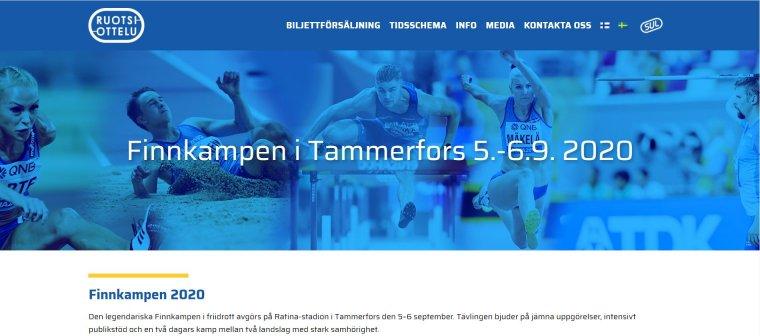 Läpeensä poliittinen Suomi–Ruotsi-ottelu