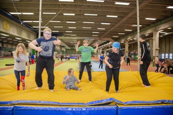 Helsinki haluaa kehittää soveltavan liikunnan palveluita