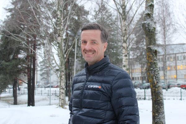 Kilpa- ja huippu-urheilun tutkimuskeskuksen johtava asiantuntija Ari Nummela.