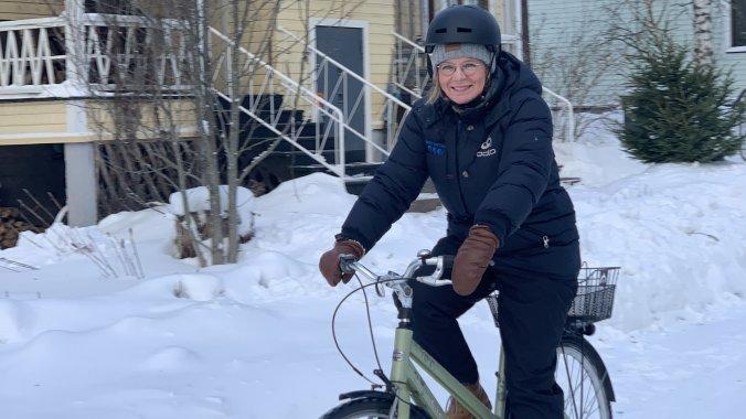 Paralympiakomitean puheenjohtaja Sari Rautio: Liikunnan moninaisuus ei ole keneltäkään pois