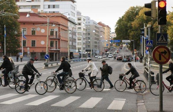 Liikuntaympäristönä koko kaupunki