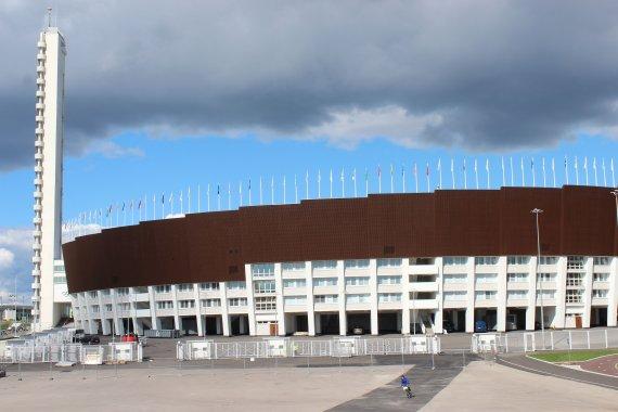 Olympiastadion – rakas, kallis kansallismonumentti