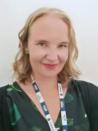 Vuoden liikuntalääketieteellinen tutkimus 2019 -kilpailun finalisti LitT Elina Sillanpää, dosentti, yliopistotutkija.