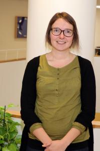 Vuoden liikuntalääketieteellinen tutkimus 2019 -kilpailun finalisti FM Anna Kankaanpää, tohtorikoulutettava.