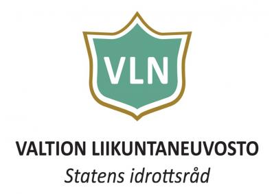 Valtion liikuntaneuvoston logo